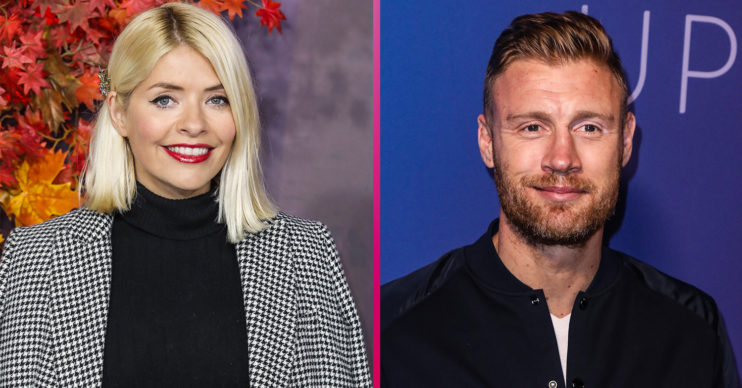 Holly Willoughby news and Freddie Flintoff