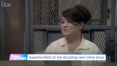 A convicted child killer in the new Susanna Reid death row documentary