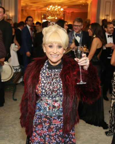 Dame Barbara Windsor GMB tribute
