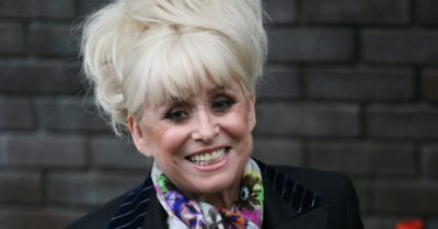 Barbara Windsor book of condolences set up by husband