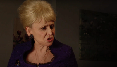 Barbara Windsor's last EastEnders scene