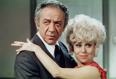 Barbara Windsor in carry on films