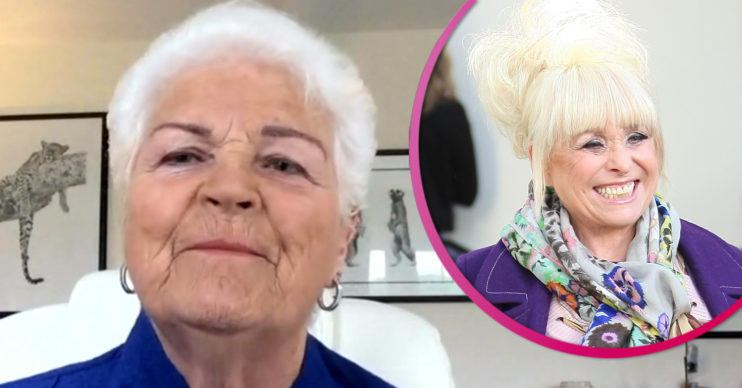Pam St Clement pays tribute to EastEnders legend Barbara Windsor