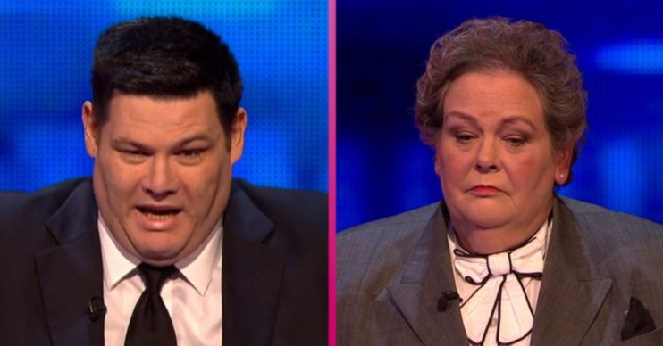 Mark Labbett Anne Hegerty