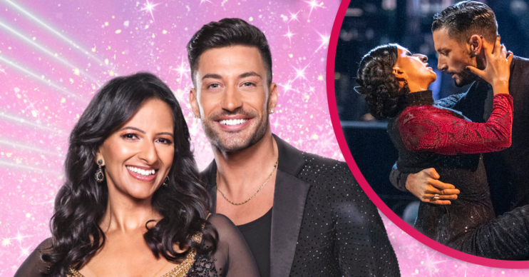 Strictly co-stars says Giovanni fancies Ranvir