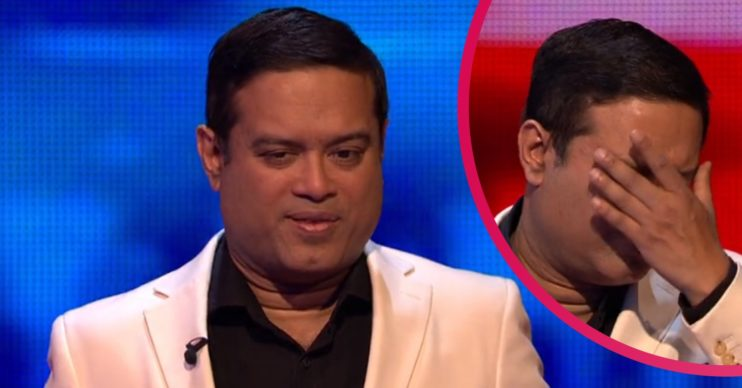 Chaser Paul Sinha on The Chase