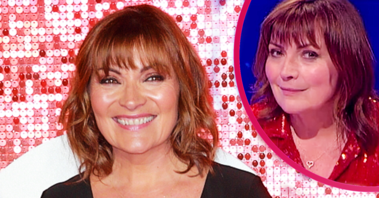 Lorraine Kelly, who was on The Last Leg