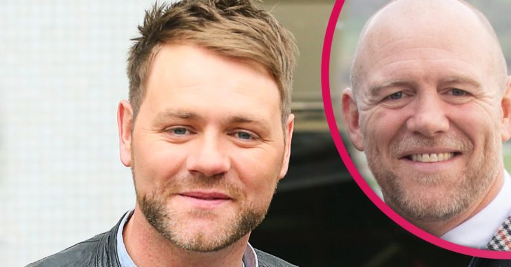 Brian McFadden reveals Mike Tindall helped him during IVF struggle