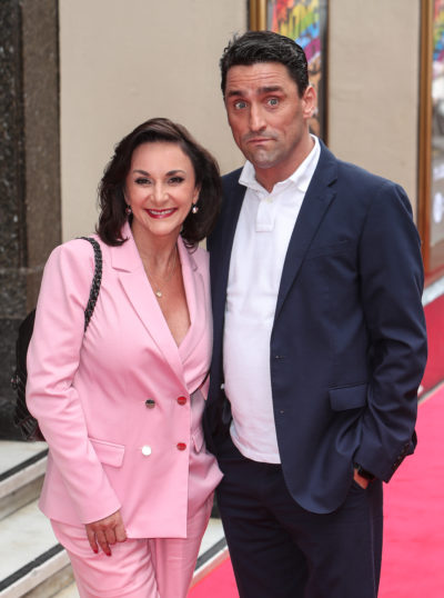 Shirley Ballas hints at marriage to Daniel taylor in 2021