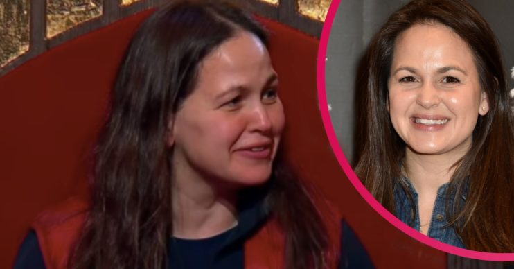 giovanna fletcher i'm a celebrity 2020 winner