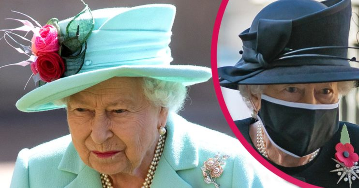 the queen covid restrictions