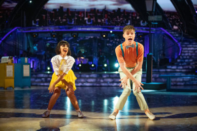 hrvy and Janette dance the Charleston