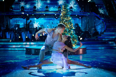 hrvy and Janette dance the rhumba