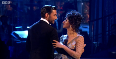Strictly's Giovanni and Ranvir