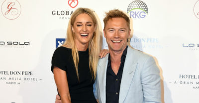 ronan keating with wife storm keating