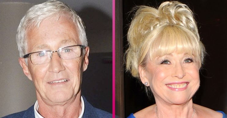 dame barbara windsor paul o'grady