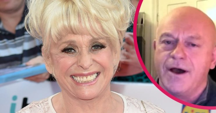 Ross Kemp on Barbara Windsor