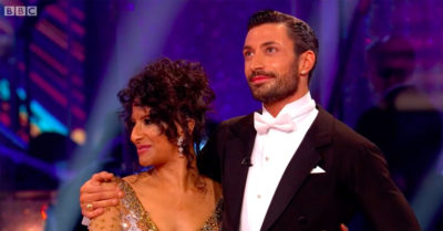 ranvir and giovanni on strictly