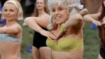 Fans outraged as Barbara WIndsor is to be brought back in hologram form for Carry On films
