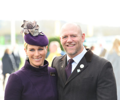 Mike Tindall and Zara announced a new arrival