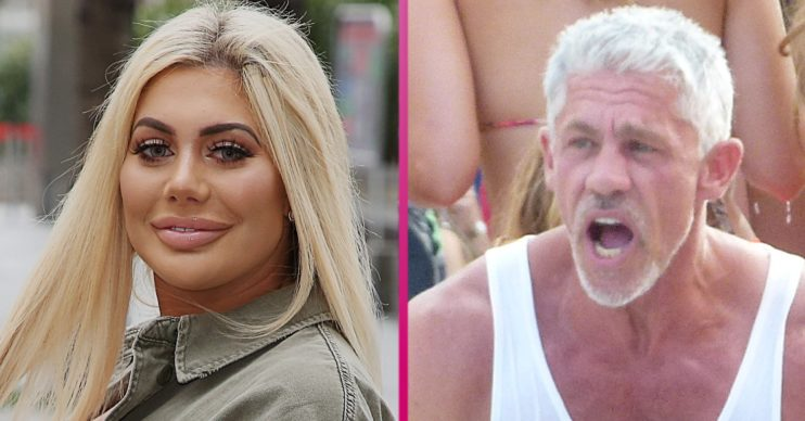 chloe ferry and wayne lineker