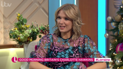 Ranvir Singh and Giovanni were robbed according to Charlotte Hawkins