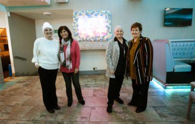 Linda Nolan and her sisters