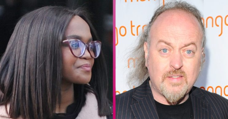 bill bailey and oti mabuse on strictly