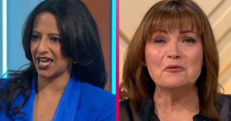 Ranvir Singh to replace Lorraine Kelly next week