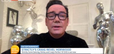 Craig Revel Horwood on GMB