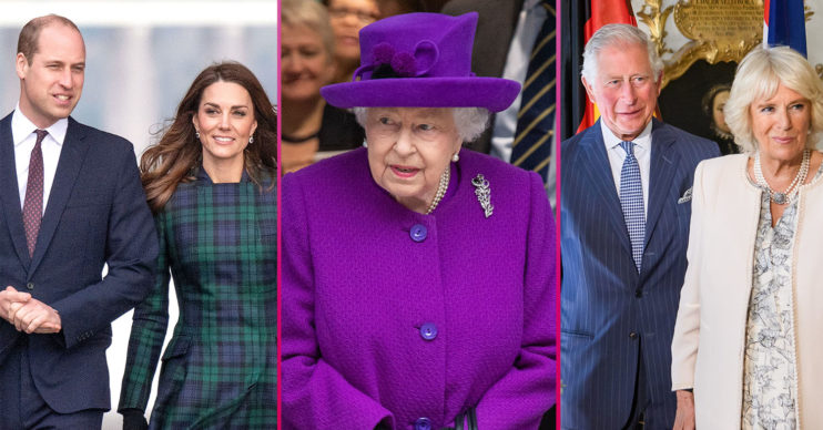 The Royal Family most popular Instagram posts of 2020 revealed