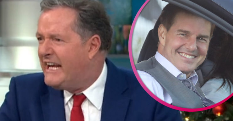 Piers Morgan mocks Tom Cruise COVID rant on GMB