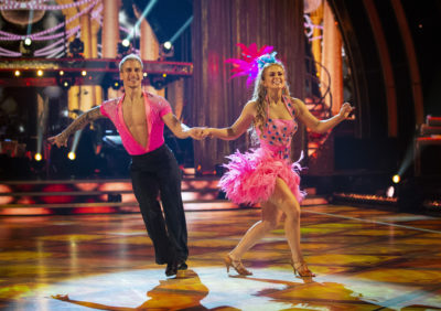 Gorka and Maisie on Strictly Come Dancing