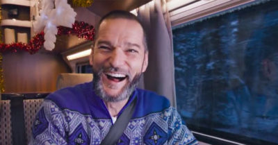 fred sirieix on itv christmas special