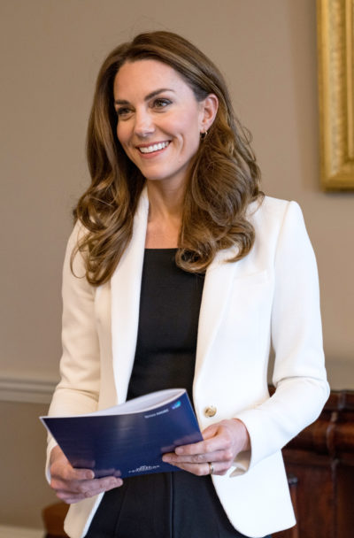 Kate Middleton at an event