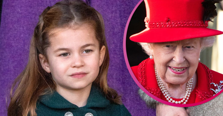 Princess Charlotte looks like Queen in William and Kate Christmas card 2020
