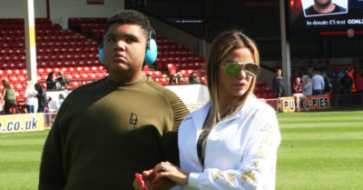 katie price worries about her son harvey getting covid