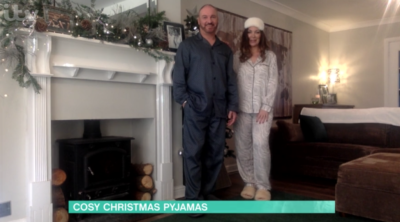 Viewers slam Lisa Snowdon's pyjamas feature on This Morning