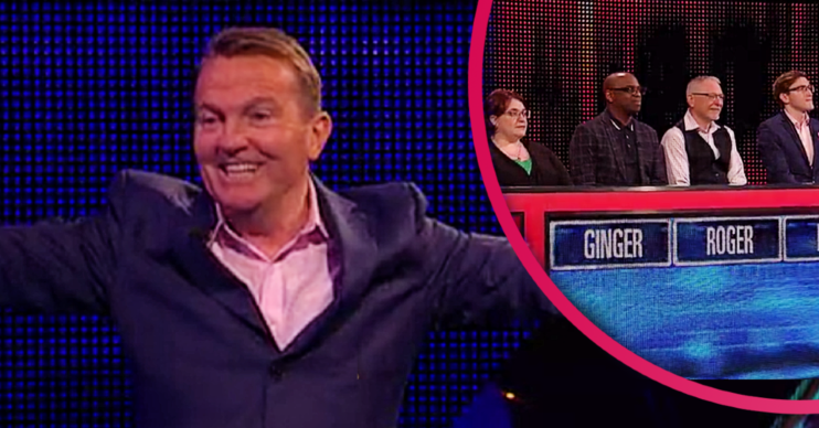 The Chase ITV names