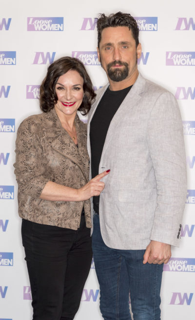 shirley ballas and her boyfriend on loose women