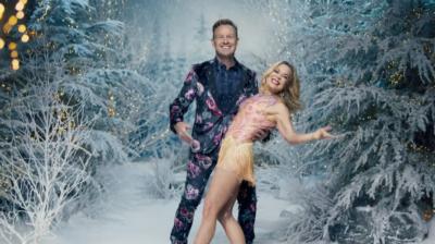 Jason Donovan on Dancing On Ice 2021
