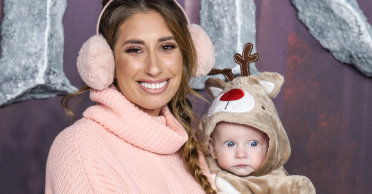 Stacey Solomon blasts mum shamers on Instagram