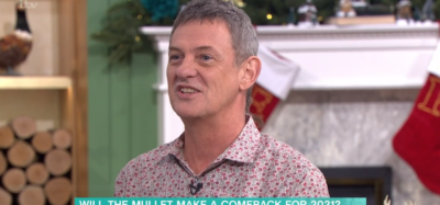 Matthew Wright on This Morning