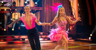 Maisie Smith and Gorka Marquez are in the Strictly Come Dancing final