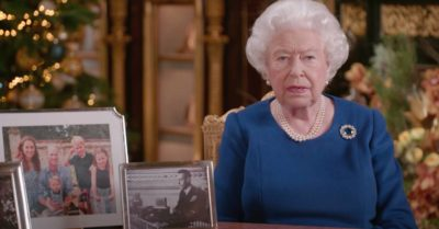 Queen's Christmas Day message will be broadcast on Alexa