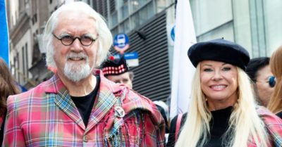 Billy Connolly tells fans Parkinson's 'will end him'