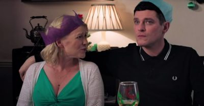 Joanna Page from Gavin and Stacey divides viewers with appearance on Sunday Brunch