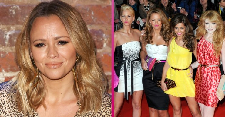 kimberley walsh pregnant girls aloud