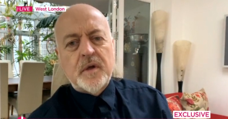 Strictly winner Bill Bailey on Lorraine