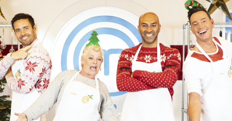 Celebrity MasterChef Christmas Cook-Off: Has Amar Latif always been blind?